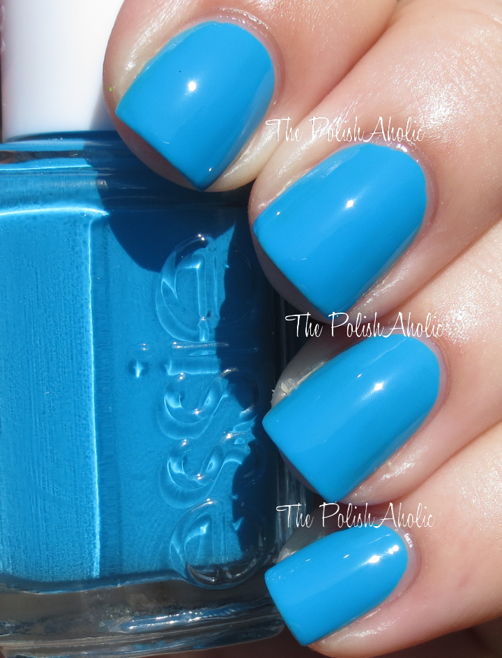 The PolishAholic: Essie Summer 2014 Collection Swatches & Review