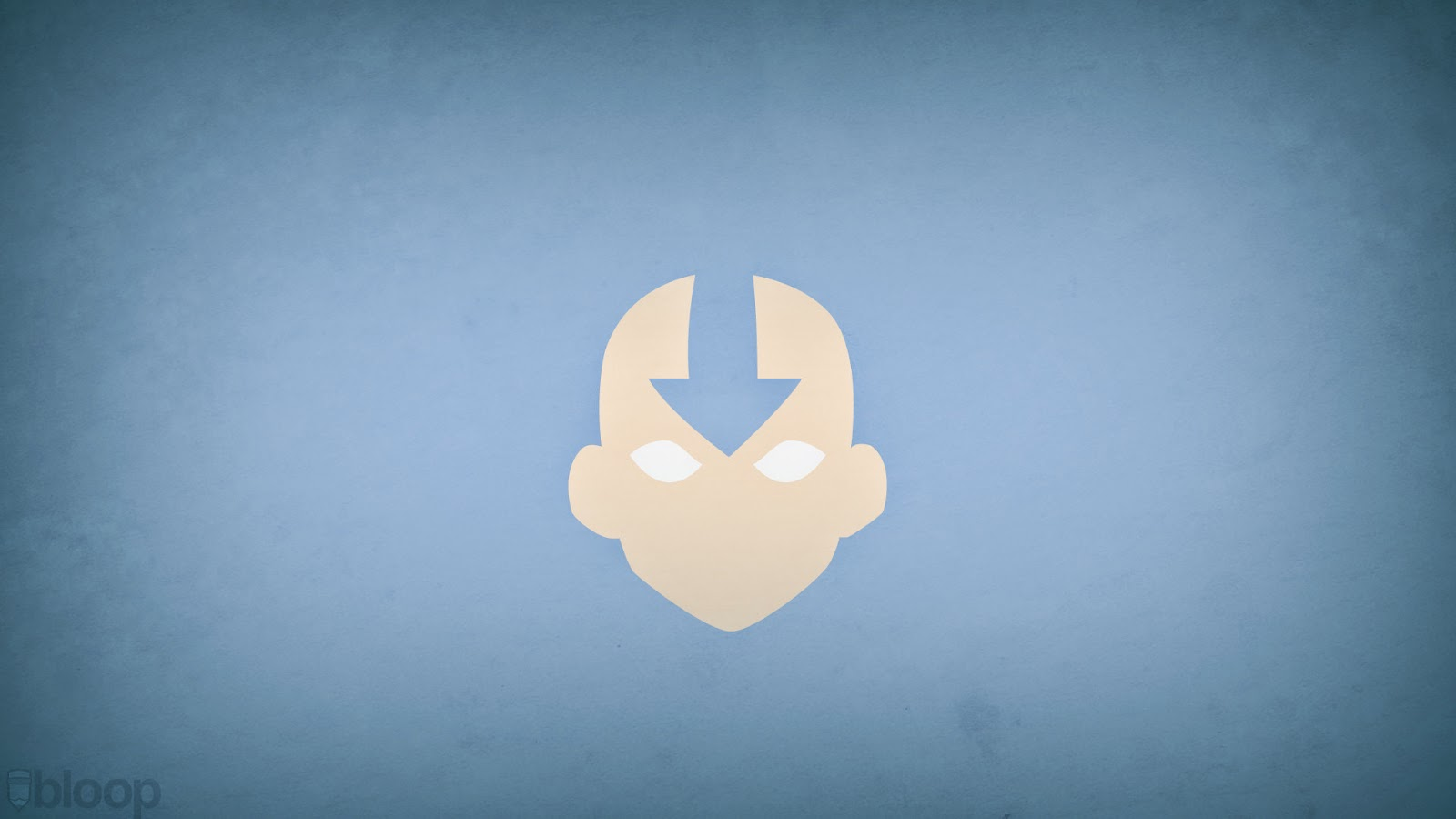 Free Blue Avatar The Last Airbender Wallpaper