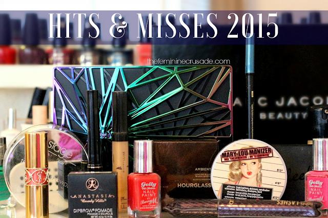 HITS & MISSES 2015 - Makeup