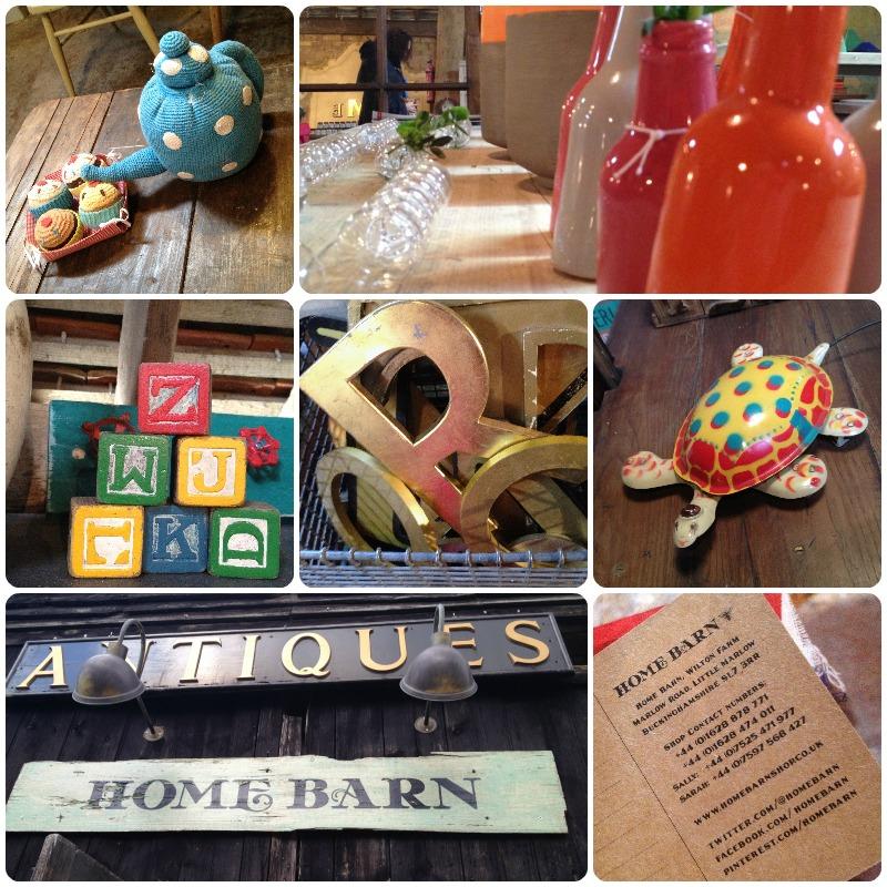 Home Barn Vintage