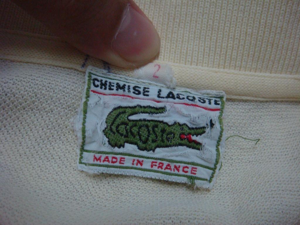 kobe bundle vintage lacoste t shirt made in france sold. Black Bedroom Furniture Sets. Home Design Ideas