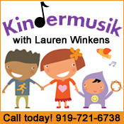 Kindermusik Sanford NC