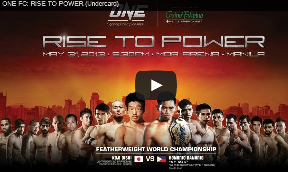 one fc full video replay
