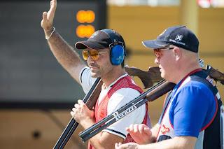 Juan Jose Aramburu (Espanha) - Skeet - Final da Copa do Mundo ISSF de Tiro ao Prato Olímpico 2013 - Foto: Divulgação/ ISSF