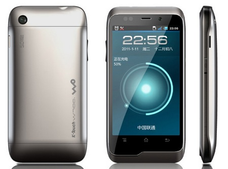 TOUCH W700 Smartphone Android