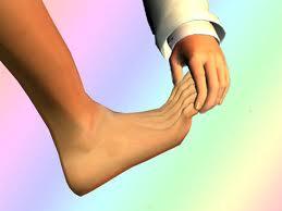 Foot Cramp