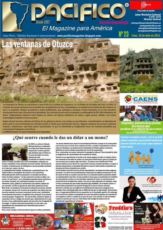 Revista Pacífico Nº 23 Arqueologia