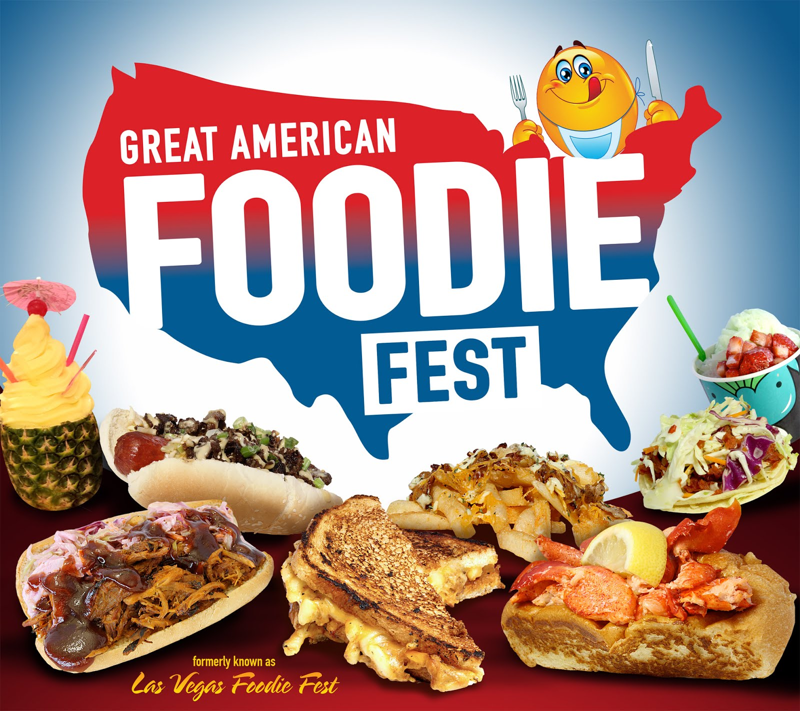 Win 2 Tickets to the Great American Foodie Fest - July 8-10