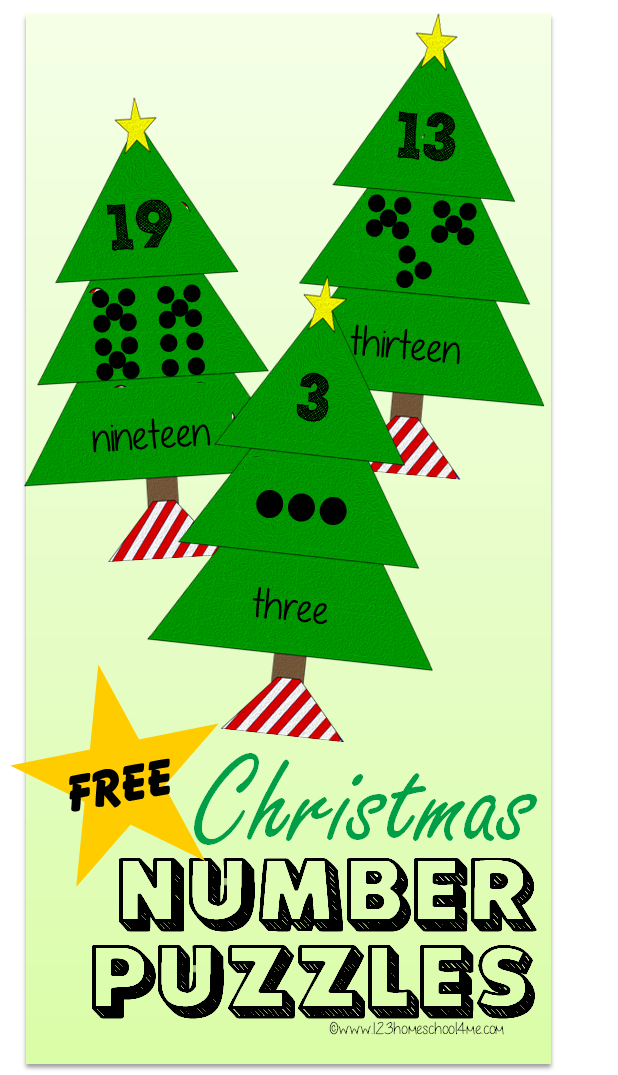 New christmas number puzzles for Cool christmas math games