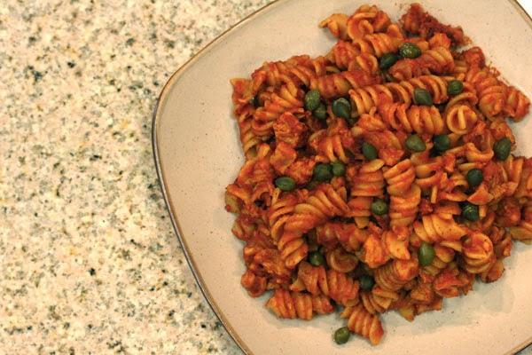 Turkey Pasta