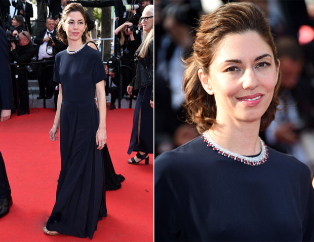 Sofia Coppola attended the Closing Ceremony and 'A Fistful of Dollars' screening during the 67th Annual Cannes Film Festival this evening (May 24) in Cannes, France.