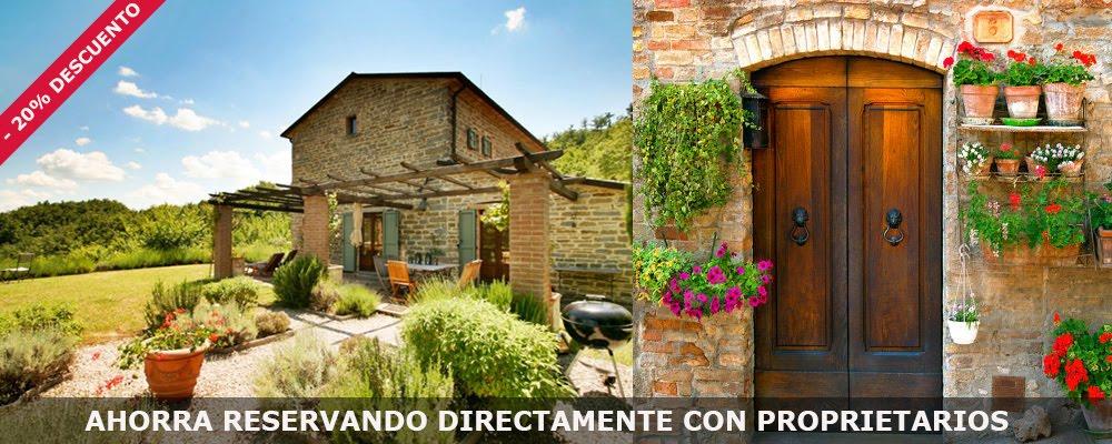 Casas Rurales con Encanto