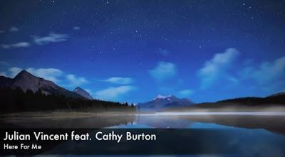 Julian Vincent Ft. Cathy Burton-Here For Me (Lyrics, Robert Nickson & Mark Otten Remix)