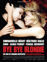 Bye Bye Blondie (2011) online y gratis