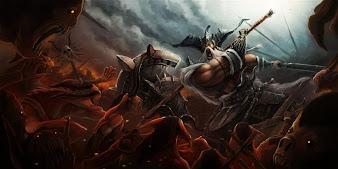 #33 Diablo Wallpaper