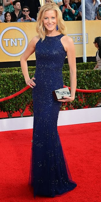 Anna Gunn, SAG Awards, red carpet, fashion
