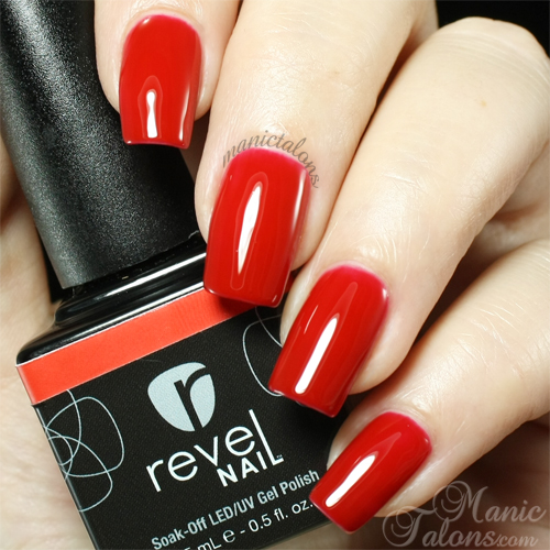 Revel Nail Festival Swatch