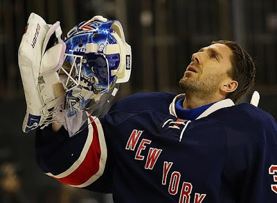 What is wrong with the NY Rangers?