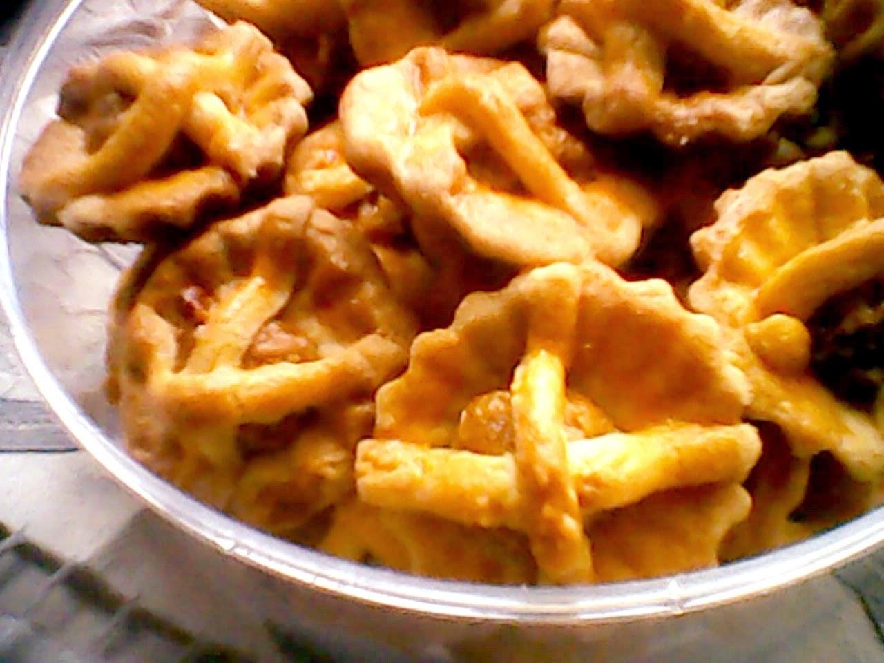 Kue Nastar Keranjang