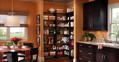 Bricolage e Decoração Como organizar uma Despensa de Cozinha