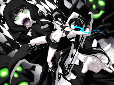 Black Rock Shooter wallpapers