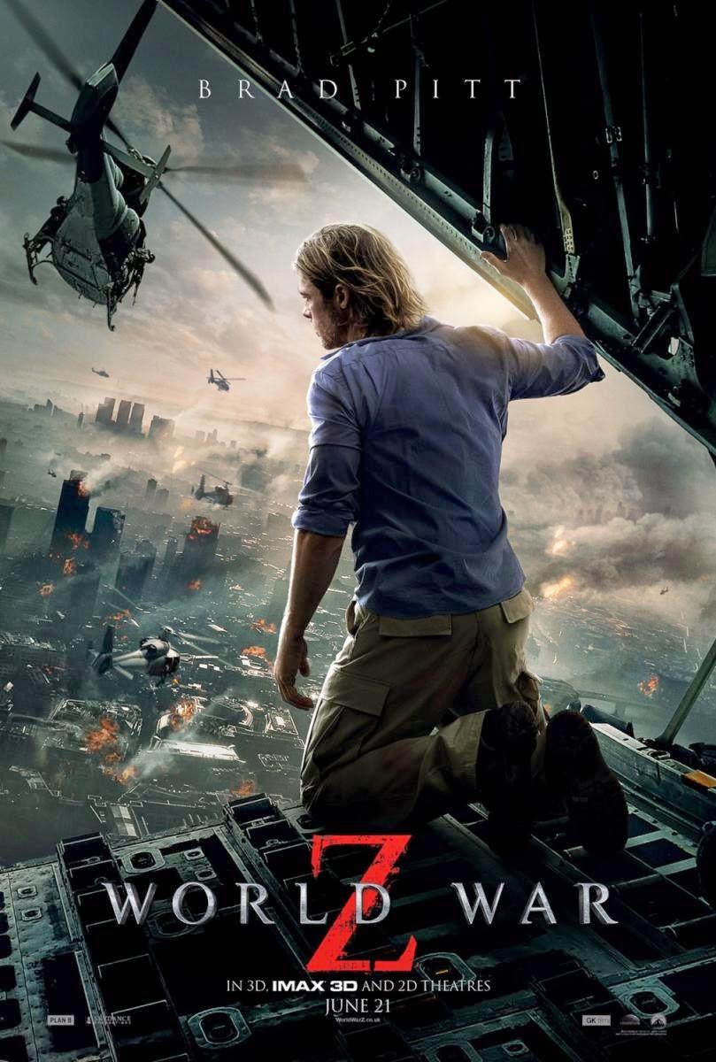Guerra Mundial Z - (2013)