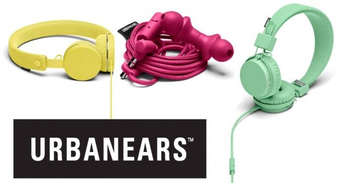 Urbanears Jam, Chick and Mint