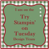 Stampin&#39; on Tuesday Badge