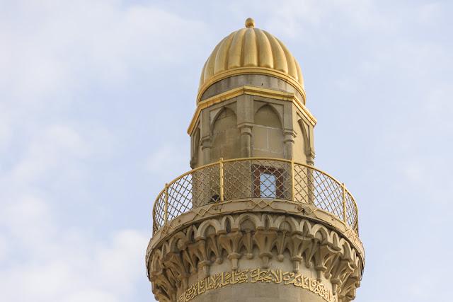 Taza Pir Mosque, Teze Pir, Teze-Pir, Tezepir, Moschee in Baku Aserbaidschan, Azerbaijan