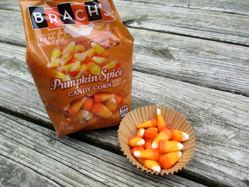 ... . Not quite as bad as candy corn M&Ms, but still, pretty disgusting