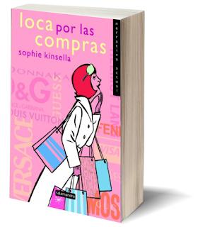 Reseña: Loca por las compras ~ Sophie Kinsella