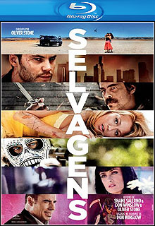 Selvagens BluRay 720p Dual Áudio