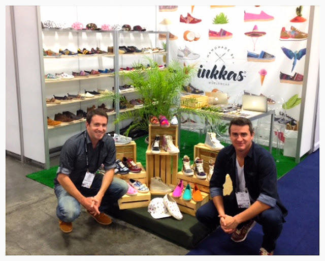 Inkkas Shoes at Project Las Vegas