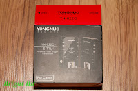 YongNuo YN-622C box, front view