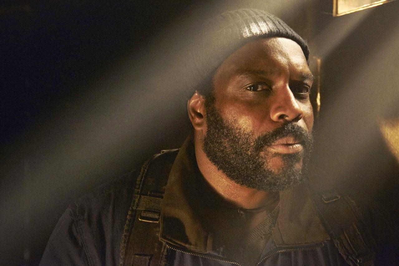 Protagonismo para Tyresse en el primer capítulo de la quinta temporada de The Walking Dead, No Sanctuary