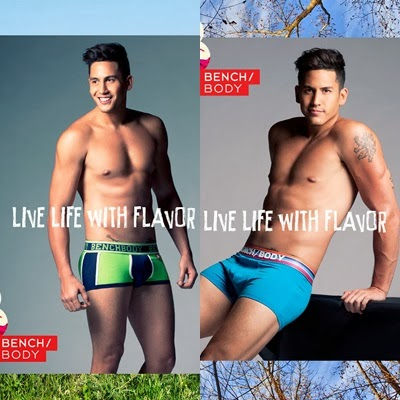 Semerad Twins: Anthony and David Semerad for Bench Summer 2014
