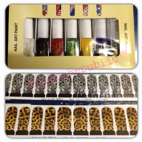 Nail Art Tools Haul Divisoria Vananarepublic