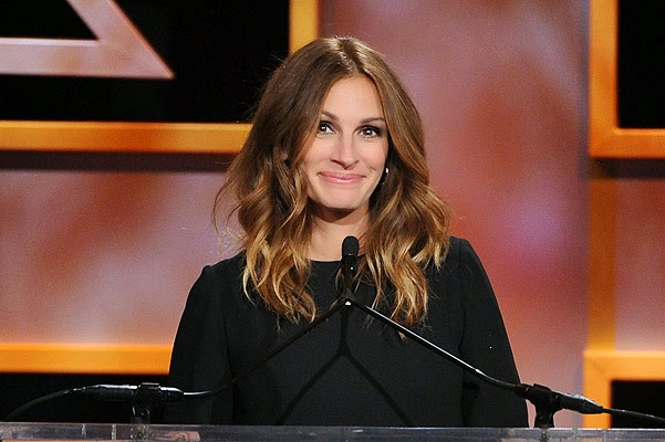 Julia Roberts has agreed to become the face of Givenchy for 1 million dollars
