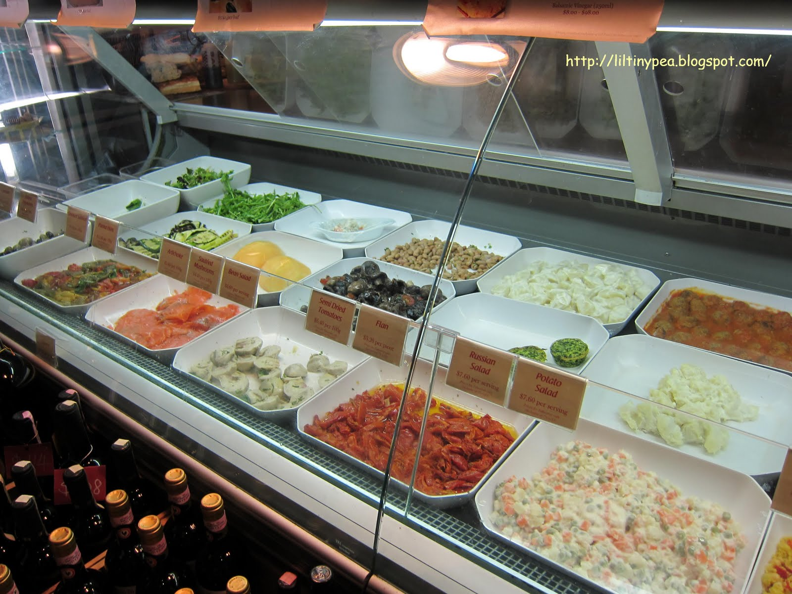 Tiny Peas Travel & Foodie experiences: [Foodie] Galbiati Gourmet Del...
