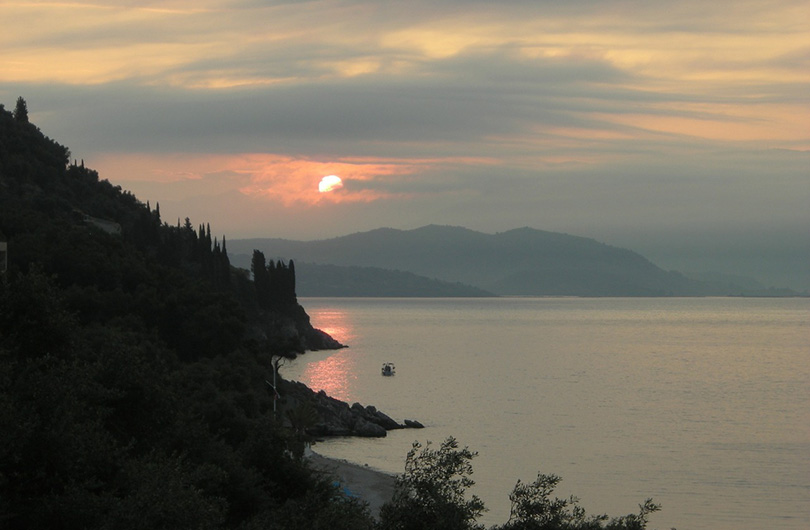 Featuring Corfu