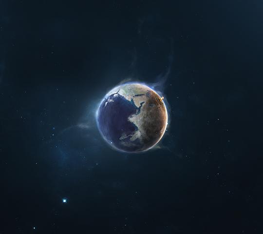 Earth Nuke
