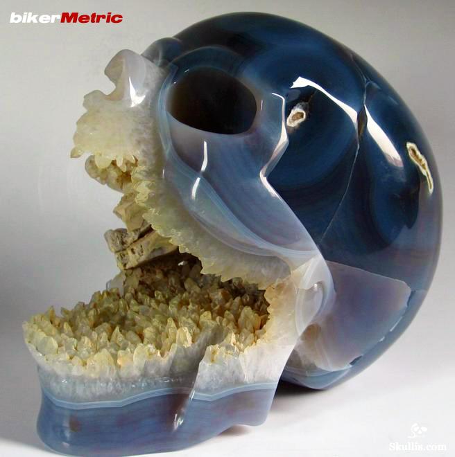 rock skull!