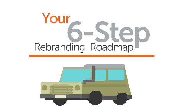 Your Six Step Rebranding Roadmap