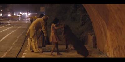 jolly llb, roadside scene, arshad warsi, boman irani, hindi movie