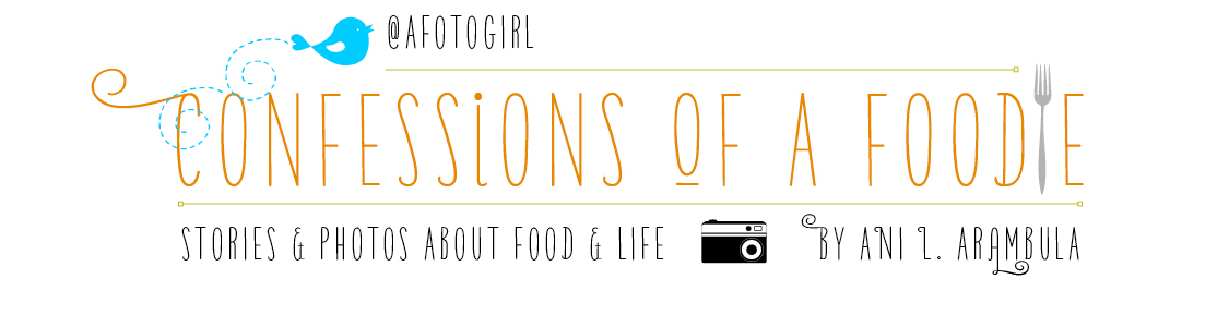 afotogirl's confessions of a foodie | recipes + photos + life stories