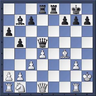 Echecs: Les Noirs jouent et gagnent en 3 coups