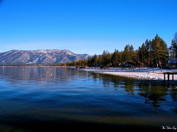 Some of the major ski areas in tahoe include for Snow cabins near los angeles