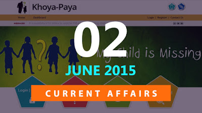 current affairs 2 june 2015