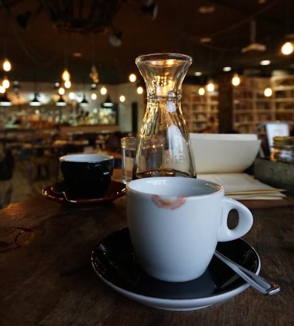 Filtrovaná káva v Urban House