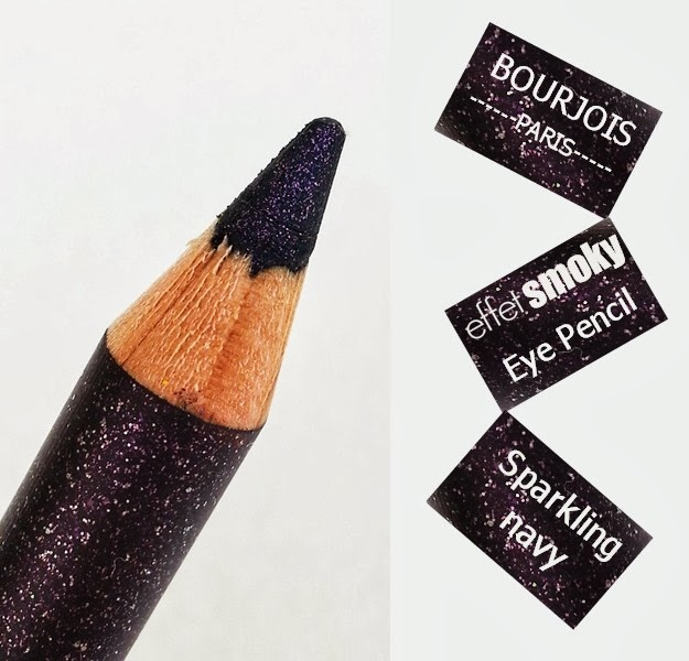 Bourjois Paris Effet Smoky Eye Pencil Review